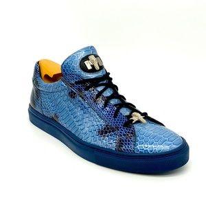 Mauri Python Sneaker